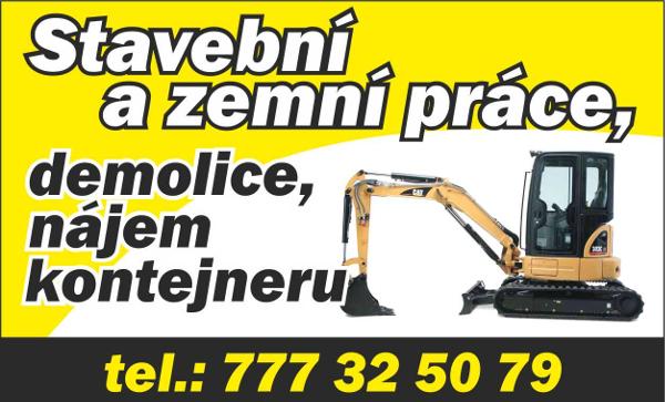 A-MOTO - zemní práce
