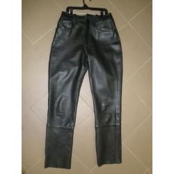 kalhoty kožené Hoco