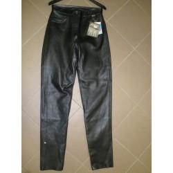 kožené kalhoty BC