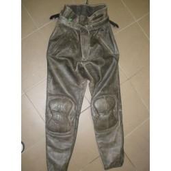 kalhoty kožené
