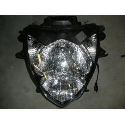 přední světlo GSX-R