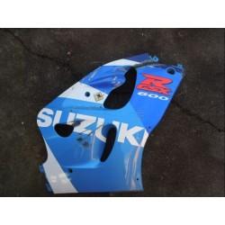 pravý bok Suzuki GSX-R