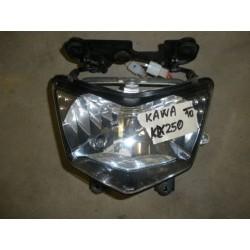 přední světlo KLX 250
