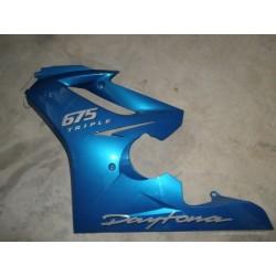 Levý bok 675 Daytona