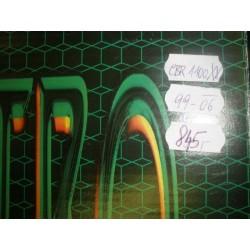 vzduchový filtr CBR 1100XX